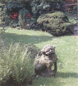 Les jardins Kahn de Boulogne Billancourt