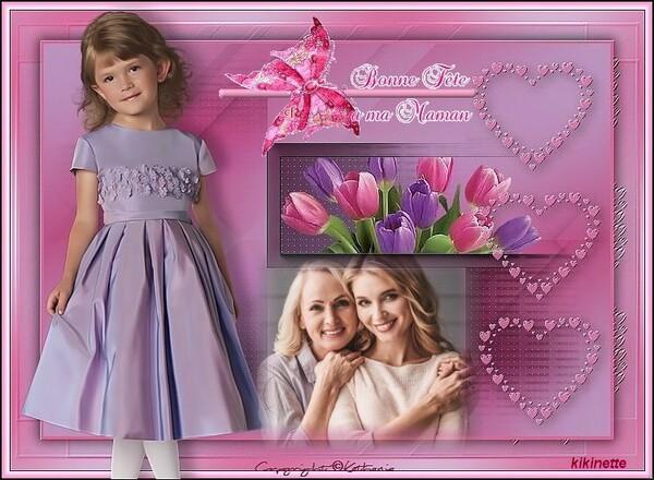 ❤️ Bonne fête à toutes les  mamans ❤️