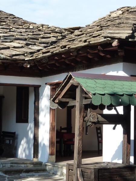 Jour 12 - Triavna - Maison aux plafonds de bois