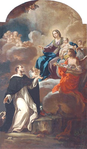 Prouille : Notre-Dame du Rosaire