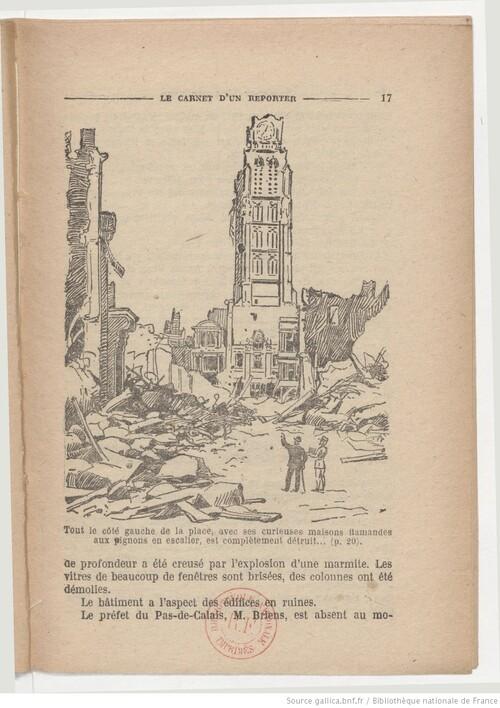 Le carnet d'un reporter (Serge Basset) / Gustave Le Rouge (1867-1938)