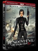 [Blu-ray 3D] Resident Evil: Retribution