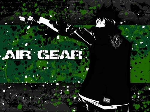 Air Gear 01 à 25