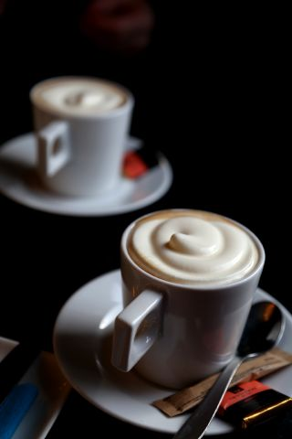 Tea-room à Bruges - On teste encore et encore