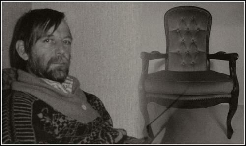 Le fauteuil - Rimbaldise
