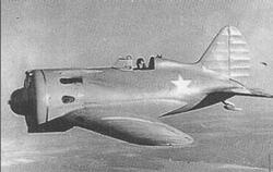 Polikarpov I-16 Type 24 (Union-Soviétique)