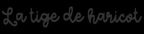 Bricolage : Jacques et le haricot magique.