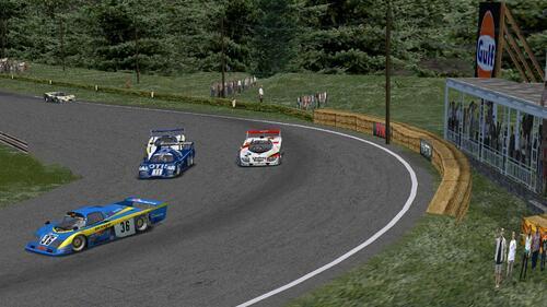 Team Joest Racing - Porsche 936C