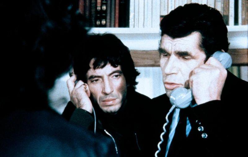 "Мишель Кретон (Michel Creton) - ""По ту сторону страха"" (1975)"