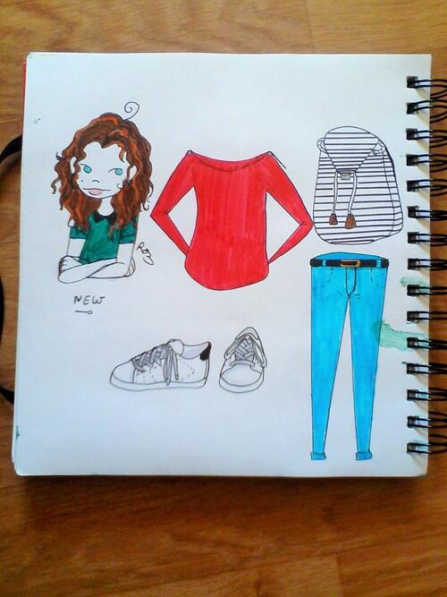 mes dessins n°68 (New) \(^=•ω•=^)/