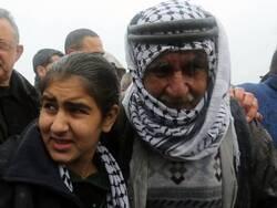 Israël a libéré Malak Al-Khatib, une écolière palestinienne de 14 ans