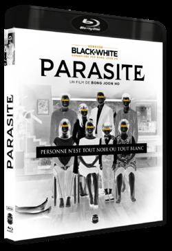 [J-3 BLACK FRIDAY x The Jokers Shop] : La version noir et blanc de PARASITE disponible ce vendredi !