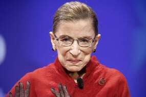 Ruth Bader Ginsburg biography and facts