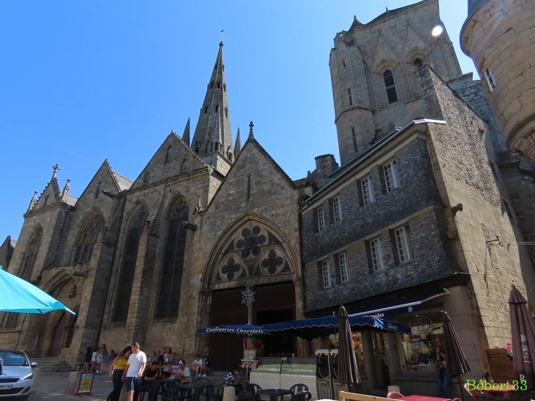 la basilique de Guingamp  -2