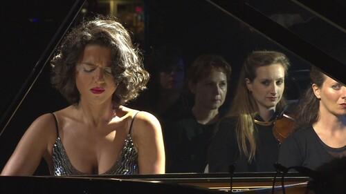 BUNIATISHVILI, Khatia - Un violon sur le sable. du Concerto no 2, de Rachmaninov (Classique)