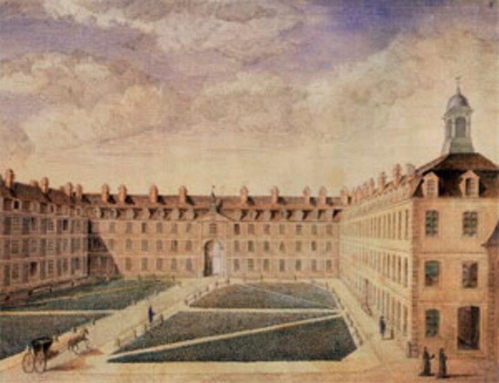 L'histoire de l'hôpital des Quinze-Vingts