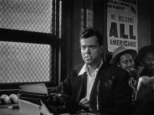 La dame de Shangaï, Lady from Shangaï, Orson Welles, 1947