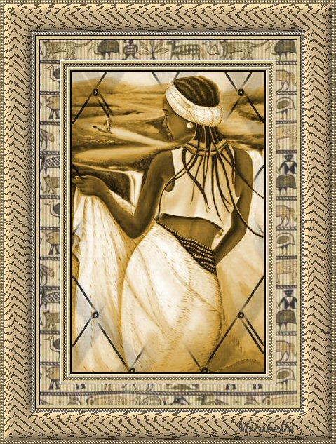 Cours 35 - La belle africaine