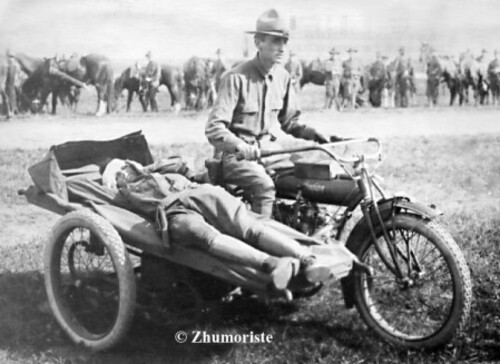 La Motocyclette en France 1914-1921 - Réédition (2)