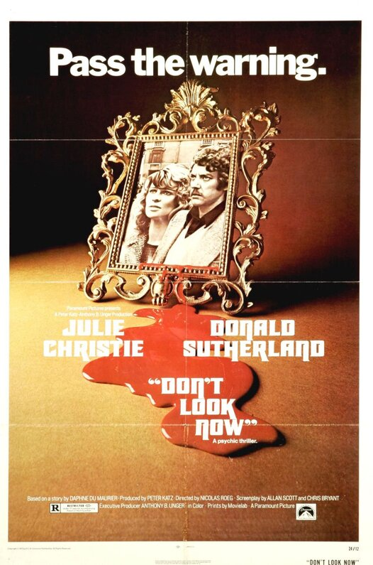 DON'T LOOK NOW BOX OFFICE USA 1973