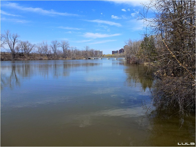 Rivière des Prairies Printemps 2013