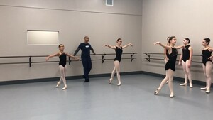 dance ballet class education duncan cooper
