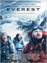 [movie] Everest ∞ The last word always belongs to the Mountain (Review)