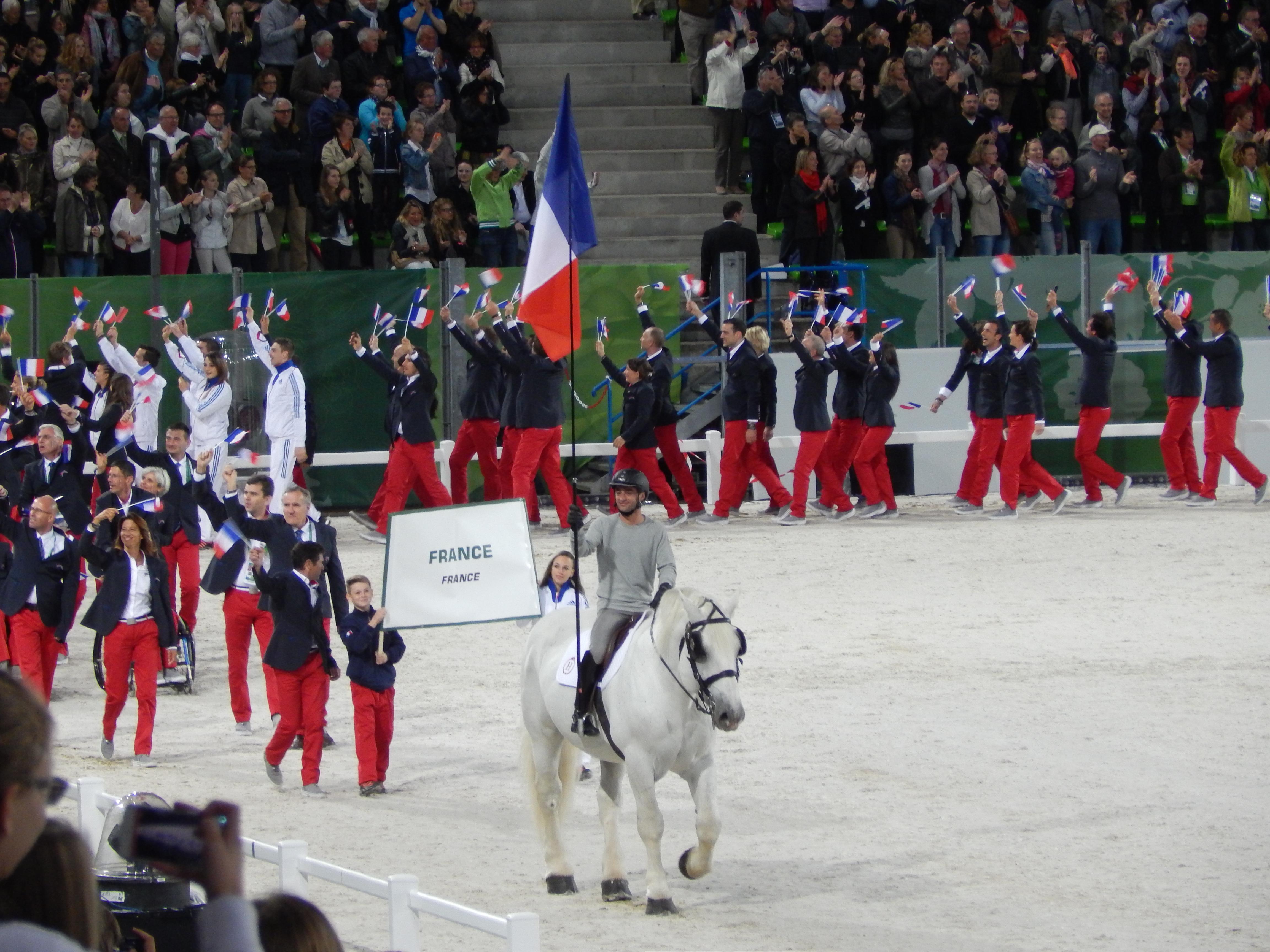 JEM2014, JEM Jeux Equestre Mondiaux