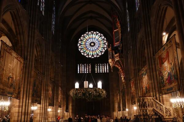 La grande crèche de Strasbourg