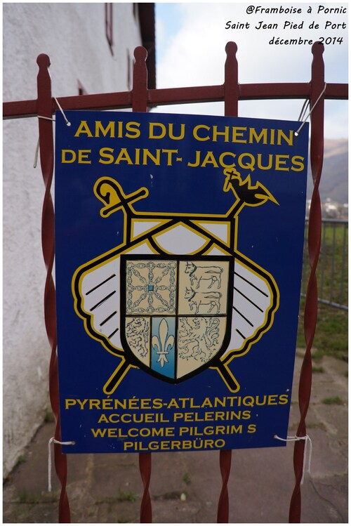 Saint Jean Pied de Port - Basse Navarre - coeur historique 2014