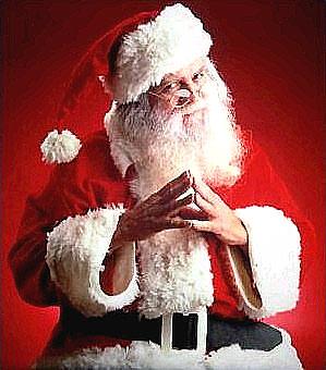 Tubes pères Noël 10