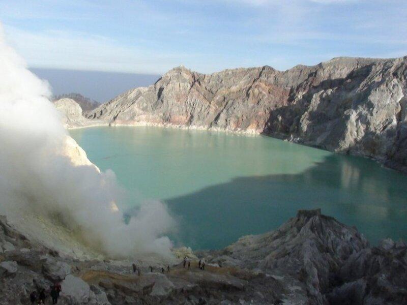 Mercredi 5 Octobre 2011 - Kawah Ijen - (2) - Ketapang (Ferry).
