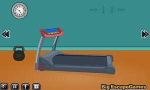 Jouer à Fitness room escape
