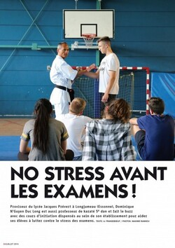 No Stress avant le Bac !