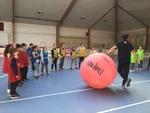 PREMIERE SEANCE DE KIN BALL