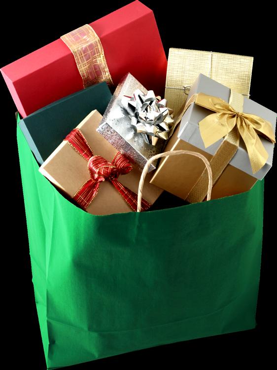 Tubes cadeaux de Noël 4