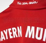 Les Nouveau Maillot Bayern Munich 2016/2017