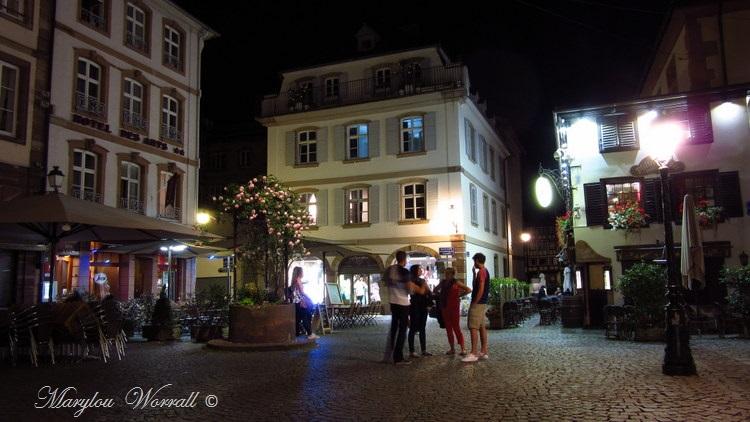 Strasbourg (67) : En couleurs et en noir et blanc