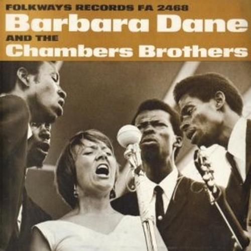 Barbara Dane & The Chambers Brothers : I Am Weary And A Lonesome Traveler