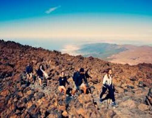 Tenerife, 100 % nature