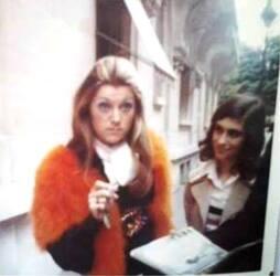 Printemps 1972, 41 rue Jean-Goujon.