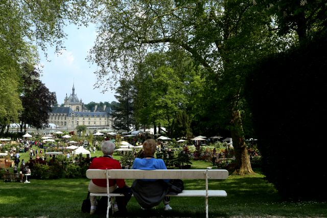 Chantilly - Printemps 2016