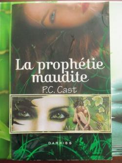 """""""La Prophétie Maudite"""" T.1 de P.C. Cast"""