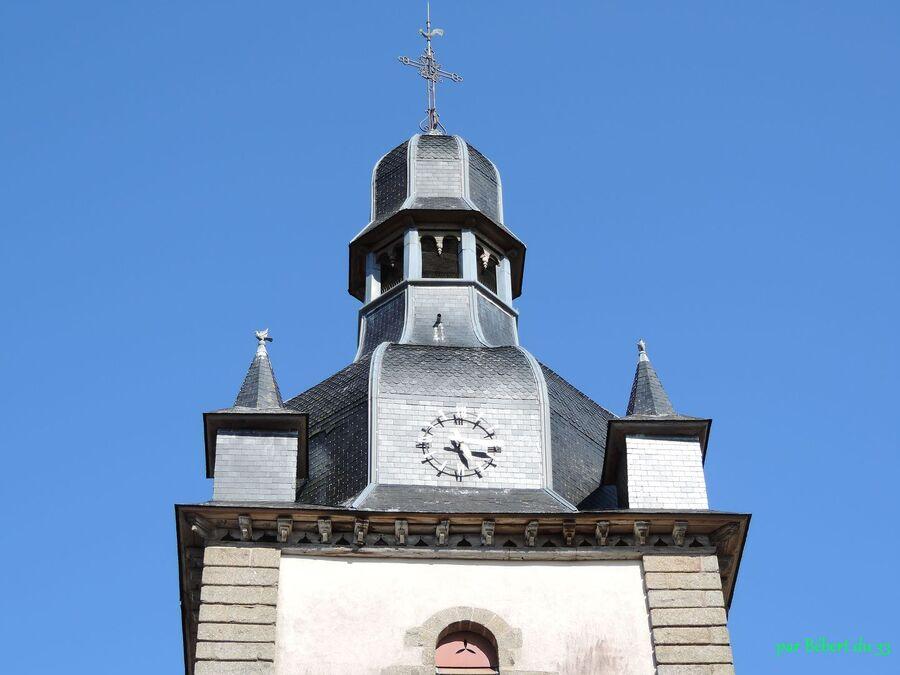 Mauron  dans le Morbihan (56)