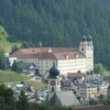 L'abbaye de Disentis