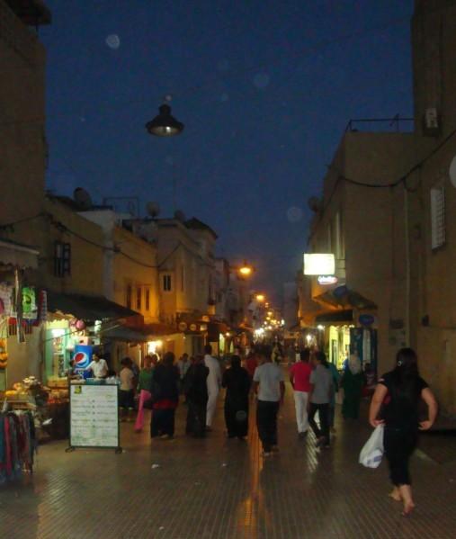 Rabat la nuit 3