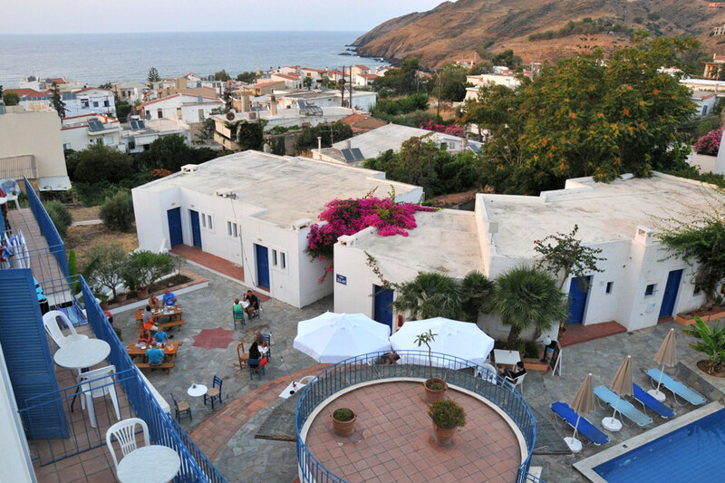 Kirki hôtel à Panormos