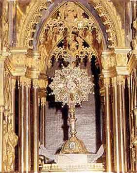 Miracle Eucharistique Espagne Gorkum El Escorial 1572