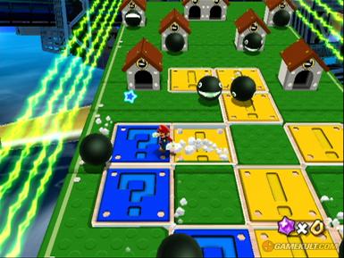 Super Mario Galaxy - Screenshot soluce