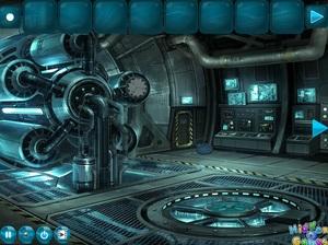Jouer à Science fiction room escape